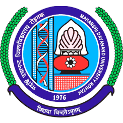 Maharishi Dayanand University logo