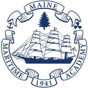 Maine Maritime Academy logo
