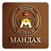 Mandakh University logo