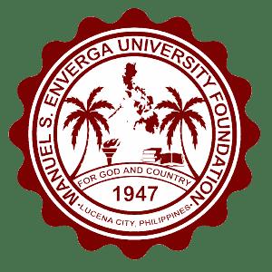 Manuel S. Enverga University Foundation logo