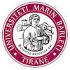 Marin Barleti University logo