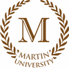 Martin University logo