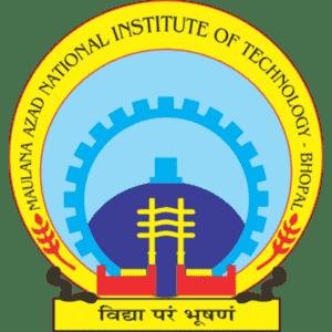 Maulana Azad National Institute of Technology logo