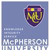 Mcpherson University logo