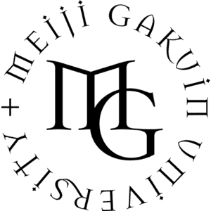 Meiji Gakuin University logo