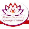 Mewar University logo