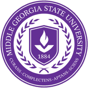 Middle Georgia State University logo
