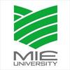 Mie University logo