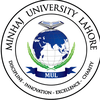 Minhaj University logo