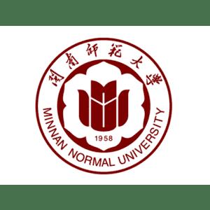 Minnan Normal University logo
