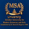 Modern Sciences and Arts University logo