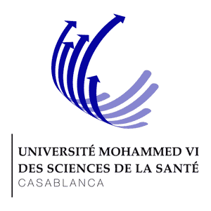 Mohammed VI University of Health Sciences logo
