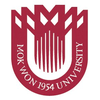 Mokwon University logo