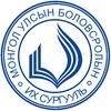 Mongolian State University of Education logo
