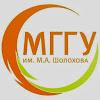 Moscow State Humanitarian University logo