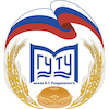 Moscow State University of Technology and Management logo