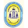 Mother Teresa Women's University logo