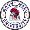 Mount Meru University logo