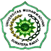 Muhammadiyah University of Sumatera Barat logo