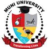 Muni University logo