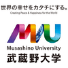 Musashino University logo
