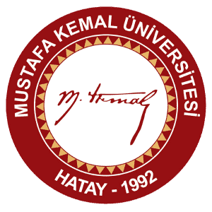Mustafa Kemal University logo