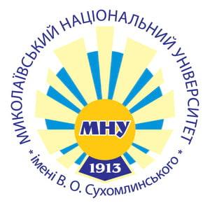 Mykolayiv National University logo