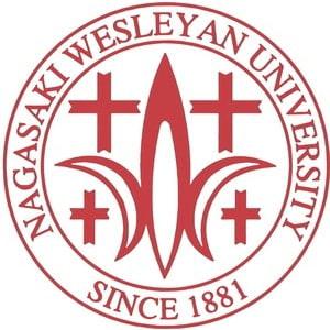 Nagasaki Wesleyan University logo