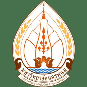 Nakhon Phanom University logo