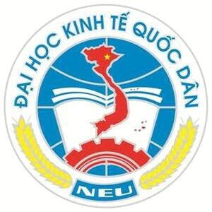 National Economics University logo
