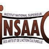 National Higher Institute of Arts and Cultural Action logo