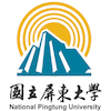 National Pingtung University logo