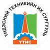 National Technical University logo