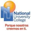 National University College logo