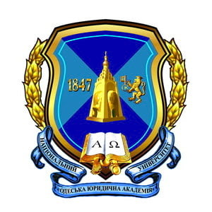 National University Odesa Law Academy logo