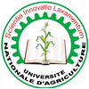 National University of Agriculture logo