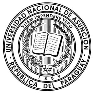 National University of Asuncion logo