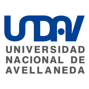 National University of Avellaneda logo