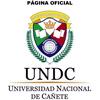 National University of Canete logo