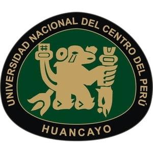 National University of Central Peru logo
