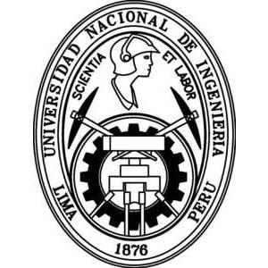 National University of Engineering, Peru logo