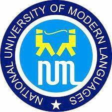 National University of Modern Languages logo
