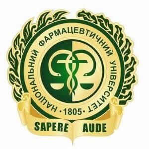 National University of Pharmacy logo