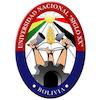 National University of Siglo Veinte logo
