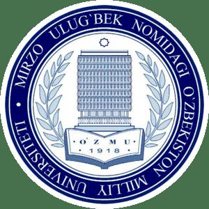 National University of Uzbekistan logo
