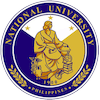 National University, Philippines logo