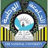 National University, Yemen logo