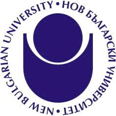 New Bulgarian University logo