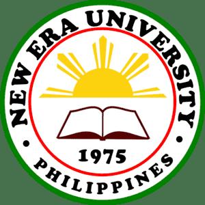 New Era University logo
