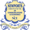 Newports Institute of Communications and Economics logo